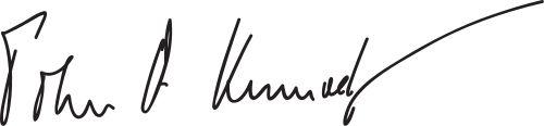 Signature~~ John F. Kennedy ♛♡★❀❀♡✿♡♛❁♡♛✾♡✽♡❃♡♛❃❤❁♛❤✾❤✾❤❁❤❃❤❁❤❁❤♛
