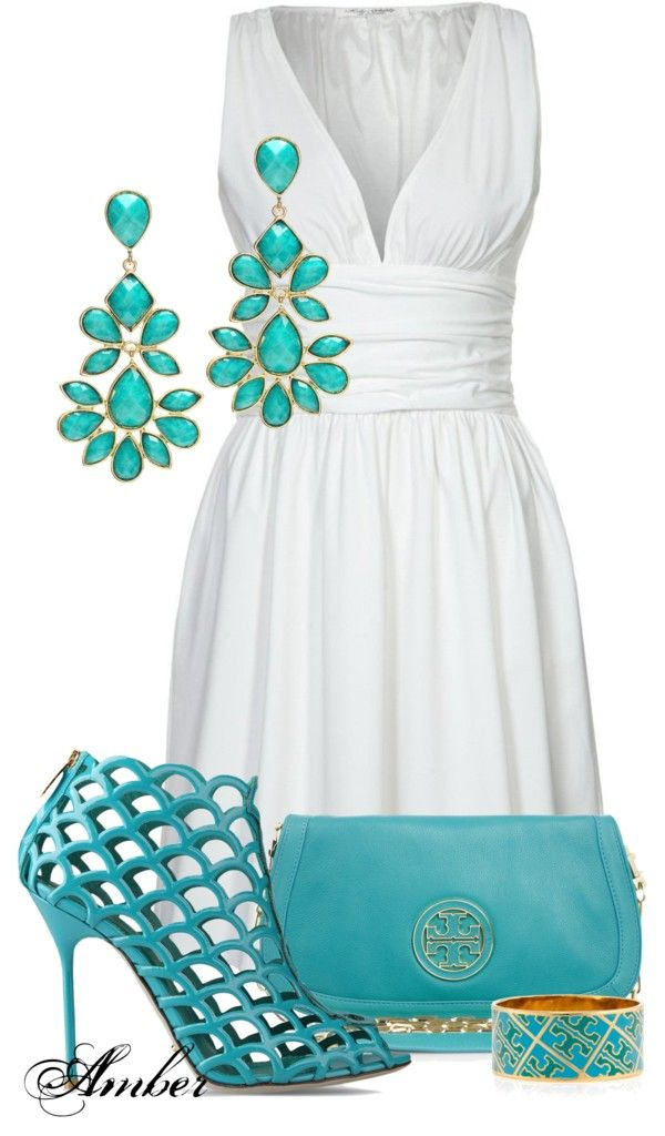 """Amanda"" by stay-at-home-mom on Polyvore.  I really like this and it shares my name :-)"