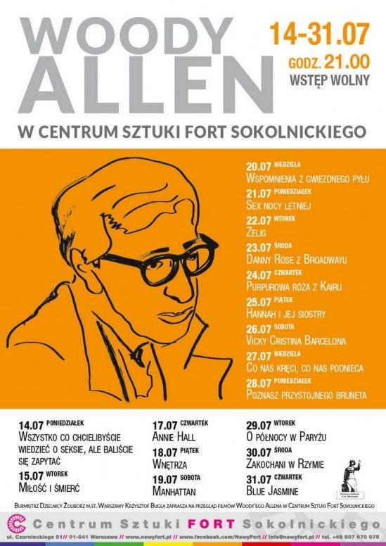 Gratka dla miłośników Woodyego Allena