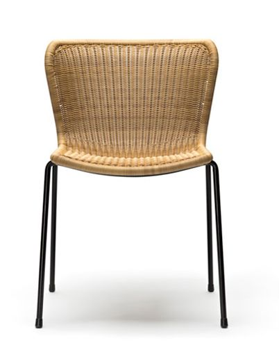 C603 Indoor / Outdoor Dining Chair by Feelgood Designs - Designed by Y - Curious Grace