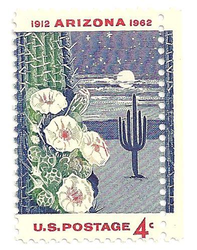 SC 1192 4c Arizona Statehood Single MNH   eBay