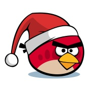 114 best images about angry birds seasons on pinterest - Angry birds noel ...