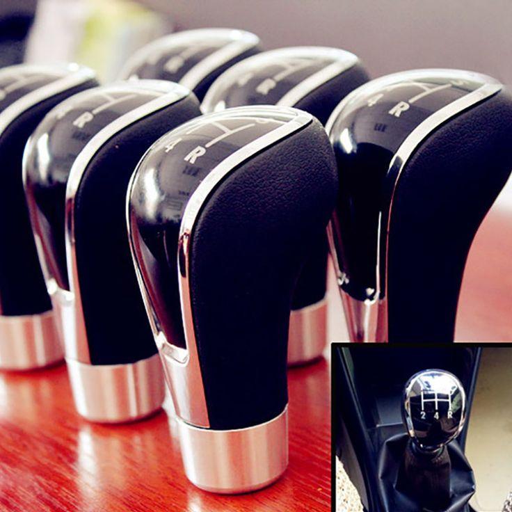 Free shipping 1 pcs New 5 Speed Manual Transmission Gear Shift Knob For Hyundai Elantra Tucson Kia Sportage Gear Head #Affiliate