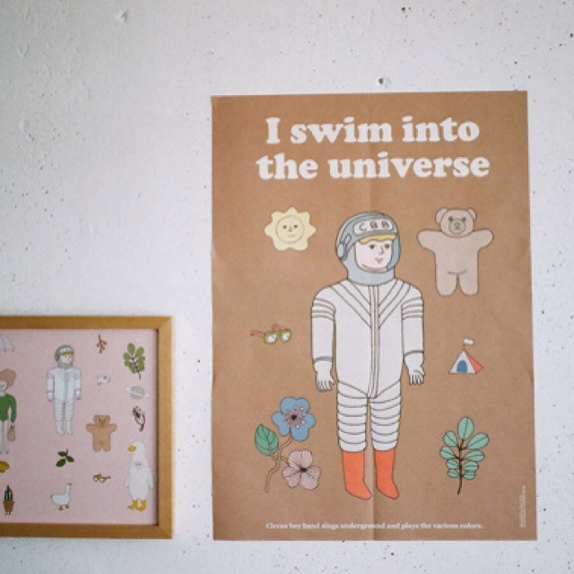 CircusBoyBand Poster / 02 universe