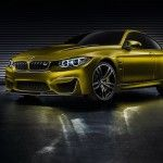 BMW M4 Coupé Concept, plus méchante que jamais
