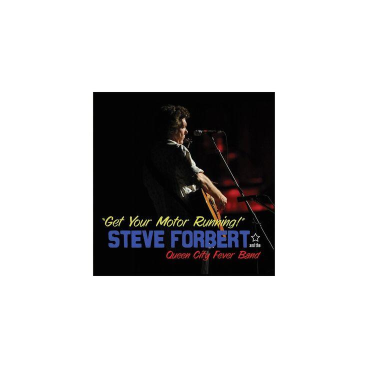Steve Forbert - Get Your Motor Running (CD)