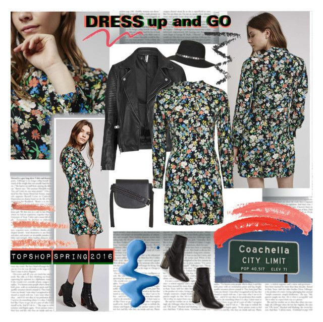 DRESS up and Go by stylepersonal on Polyvore featuring polyvore, Topshop, fashion, style, clothing and topshop