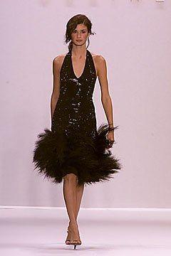 Céline Fall 2000 Ready-to-Wear Fashion Show - Michael Kors, Caroline Ribeiro