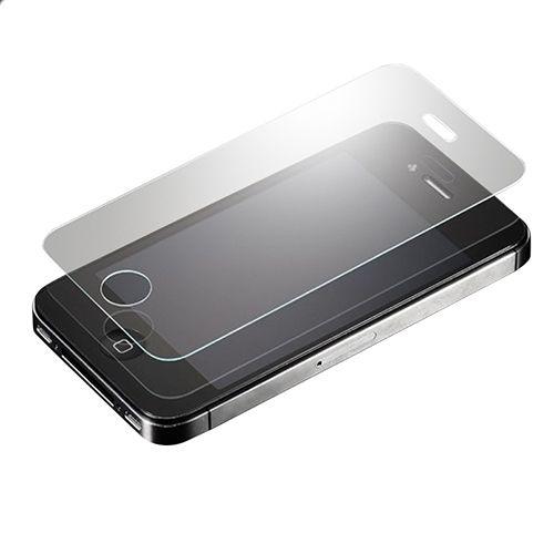 Protector de pantalla de cristal templado irrompible para iphone4/4s