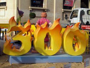 300 en llamas