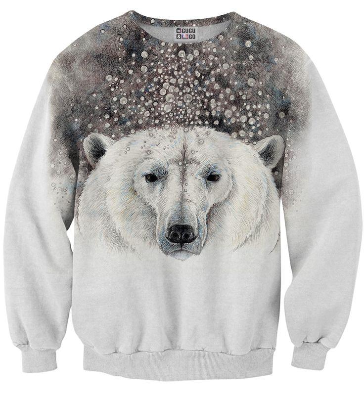 Bubble Bear sweater, Mr. GUGU & Miss GO