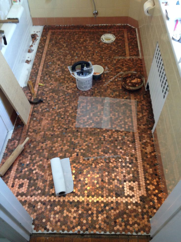 31 Best Images About Penny Tile Step By Step How To On