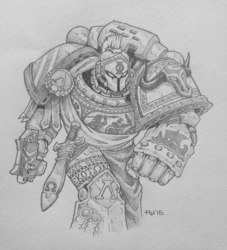 Warhammer 40000,warhammer40000, warhammer40k, warhammer 40k, ваха, сорокотысячник,фэндомы,minotaurs,Space Marine,Adeptus Astartes,Imperium,Империум