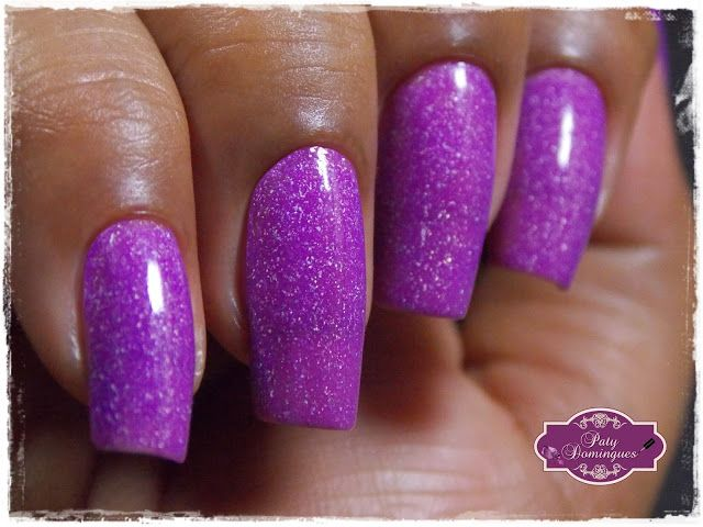 Orchid - Picture Polish #esmaltadasdapatydomingues #picturepolish #orchid