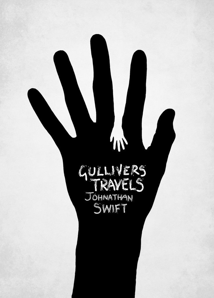 The Irish Dean's great masterpiece. Gulliver's Travels. Very subtle but biting satire. See the Big Endians versus Little Endians. Also enjoyed Gulliver's method of dowsing fires in Royal residences. Could have done without pages of details of C18th seafaring.
