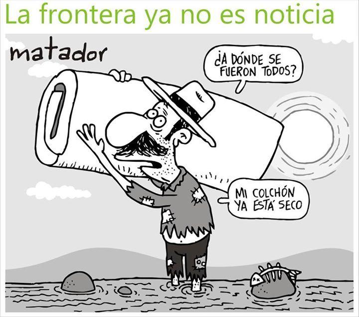 Octubre 2015 - Matador - Caricaturista