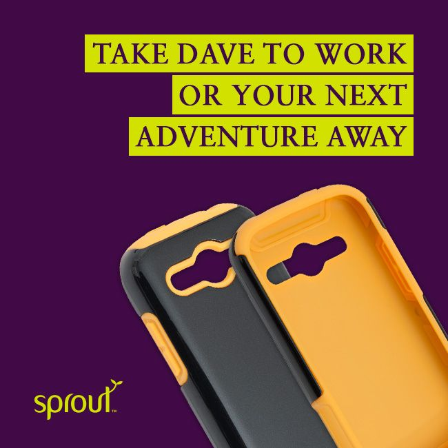 Cases that are a perfect fit for the ZTE T83 Dave phone are very hard to find (we believe this is the only one in the world) which is why this is one of our top selling cases. #sprout #sproutaus #dave #ZTET83 #telstra #phonecase #phonecover #tuffcase #smartphone #phonecover