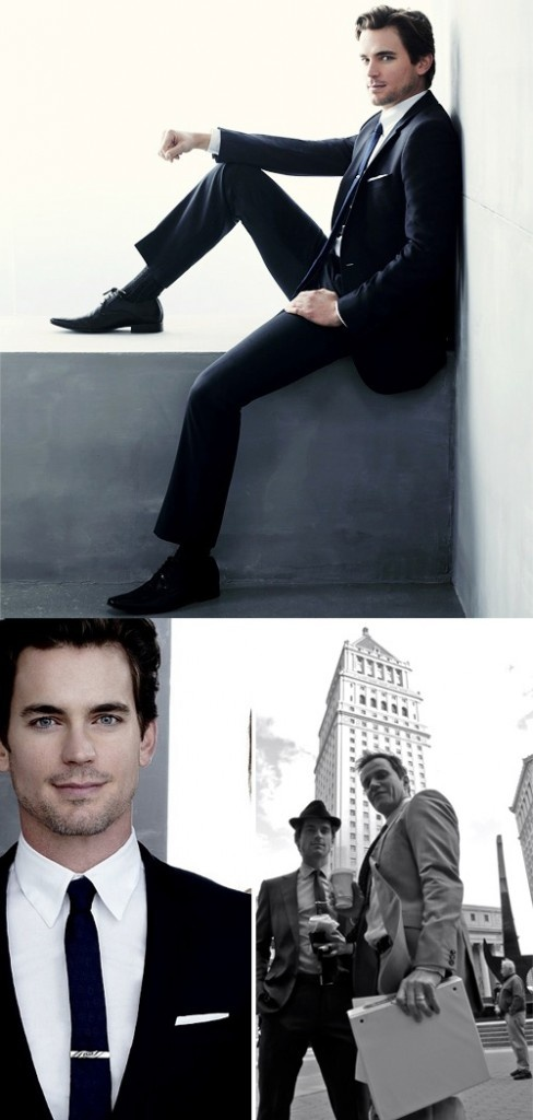 White Collar...sooo addicted to this show now!!! love love love!!!
