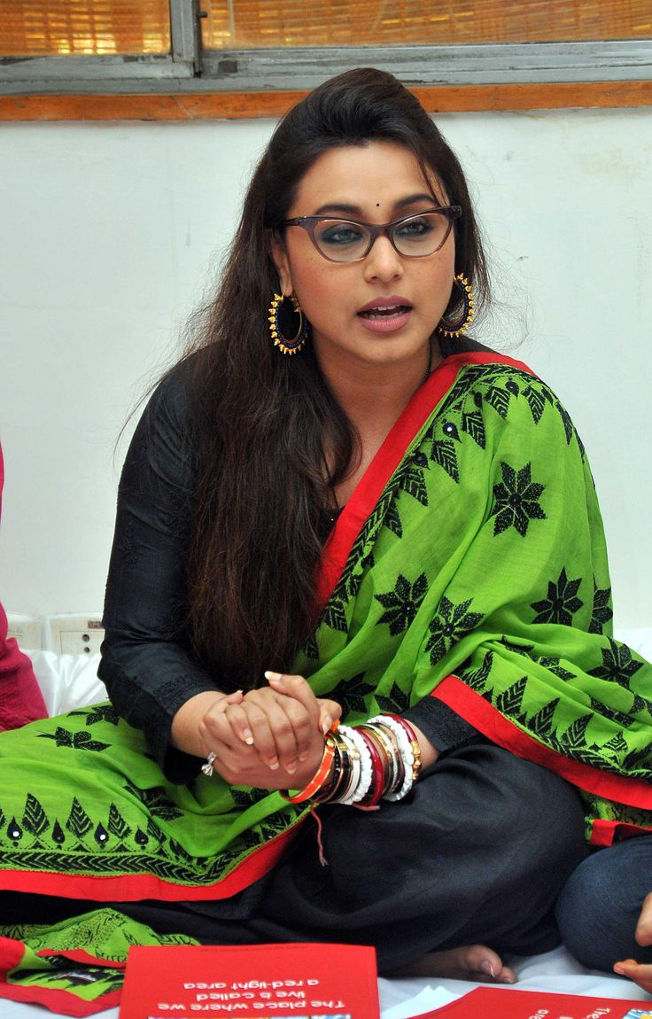 Rani Mukherjee @ A programme for 'Apne Aap'