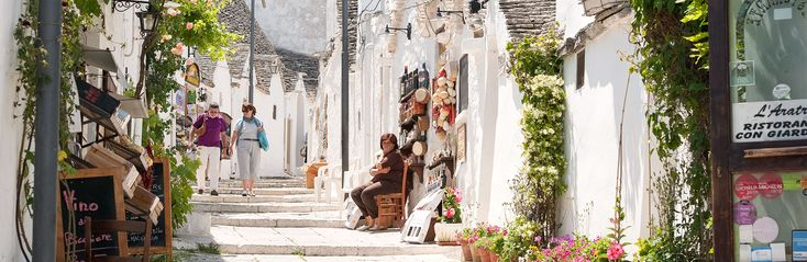 Links to Puglia articles rom The Slow Road Travel Blog. Get expert insight and trip advice.