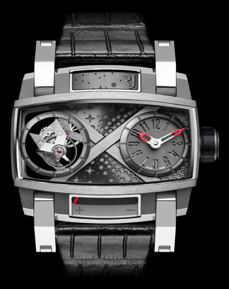 Romain Jerome Moon Orbiter Tourbillon #watch   #romain #jerome