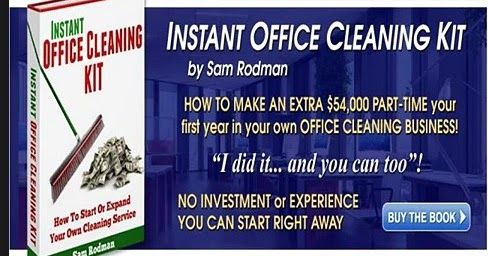 http://ift.tt/2xrxLAv ==>  Office Cleaning kit review - you Can Start Your Office Cleaning Business Today!  Office Cleaning kit review : http://ift.tt/2jUrXwq What I'm about to tell you is going to make it so very very simple for you to increase your income tremendously. In your spare time...from your own home. Your Income Can Skyrocket! The profit potential is so great it literally boggles the mind. It's now possible to start your Office Cleaning Business right away to bring in thousands of dollars - a year - or more. PART-TIME. I'm sure you'll agree that the best job in the world would be one in which you work for yourself set your own hours and see your income rise or double year after year. You can join others making full-time earnings from part-time hours. And you can do it absolutely Risk-Free.  Office Cleaning kit review:http://ift.tt/2jUrXwq I've done it... and I want to tell you how to do it too! I've put together a complete home-based Starter-Kit designed to help you succeed in the office cleaning business. It contains the documents and information you need in a downloadable format. I've taken the mystery out of how to get the cleaning contracts and how to price them right. No one spells it out for you easier than this or gives you the specific information you must have to succeed. Let me tell you this Instant Office Cleaning Kit gives you an amazing head start.Office Cleaning kit review:http://ift.tt/2jUrXwq HERE'S WHAT YOU'LL LEARN... How to get started fast and easy How to get business the smart way without expensive advertising. How to organize each job to finish faster and create more profit. How to project a professional image and get top dollar for your service. How much to charge. A simple formula that's right on the money. What kind of people to hire to do the work. A risk-free proven method of getting customers in your area. How to get started with little or no money.Office Cleaning kit review:http://ift.tt/2jUrXwq Office Cleaning kit review Offi