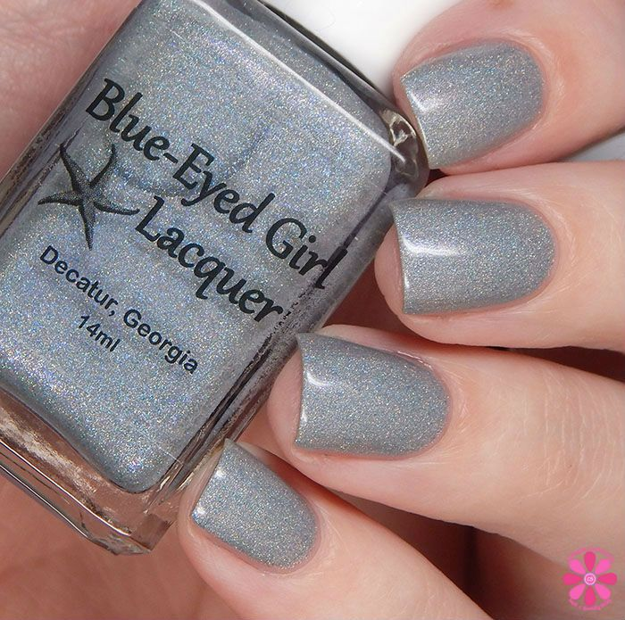 Cosmetic Sanctuary: My Nail polish obsession: Lighthouse of Hope Box: Blue-Eyed Girl Lacquer - Siren's Guiding Light