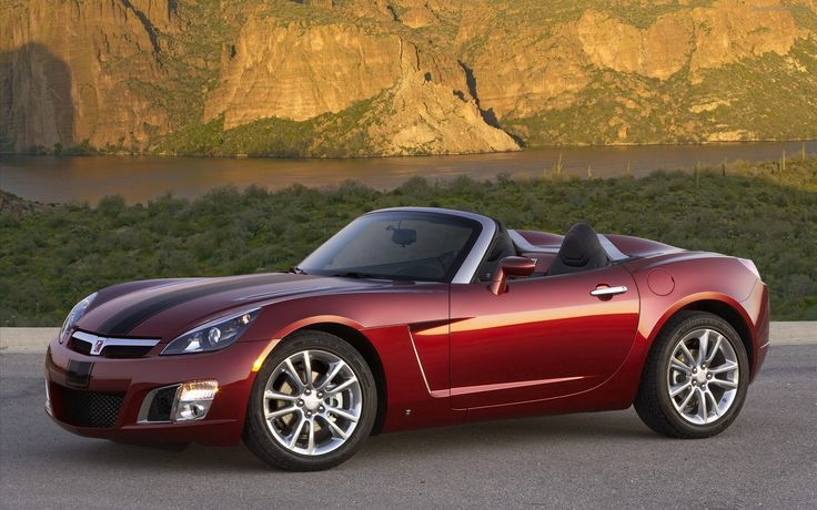 2009 Saturn Sky RedLine: Much like Pontiac's Swan Song were the Solstice & G8 GXPs, for Saturn it would have to be the EV1 and the Sky. The RedLine is the Sky to get if you want rarity and if you want more power than the base Sky without aftermarket tuning.