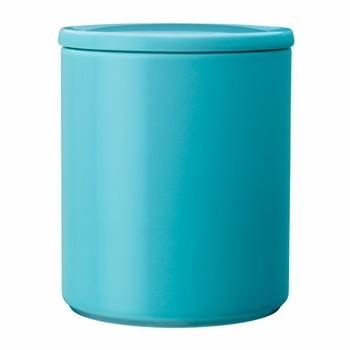 iittala Tall Purnukka Jar - Turquoise - Click to enlarge
