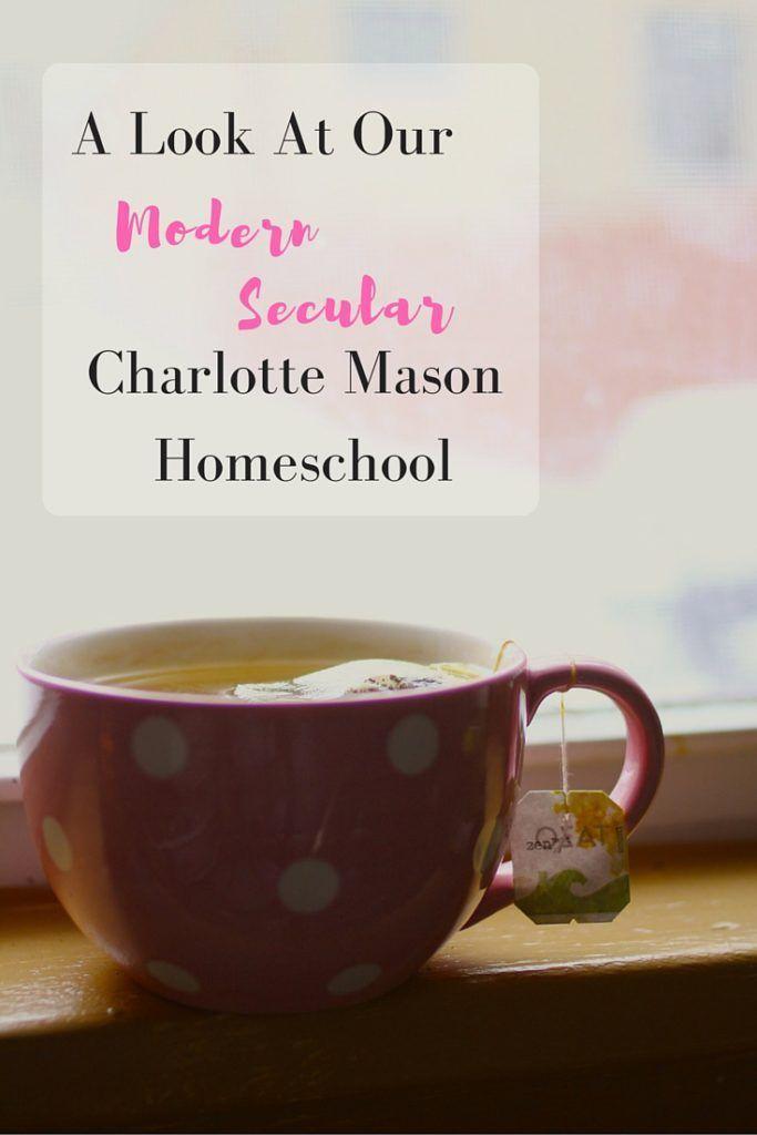 Modern secular Charlotte Mason Homeschool Approach