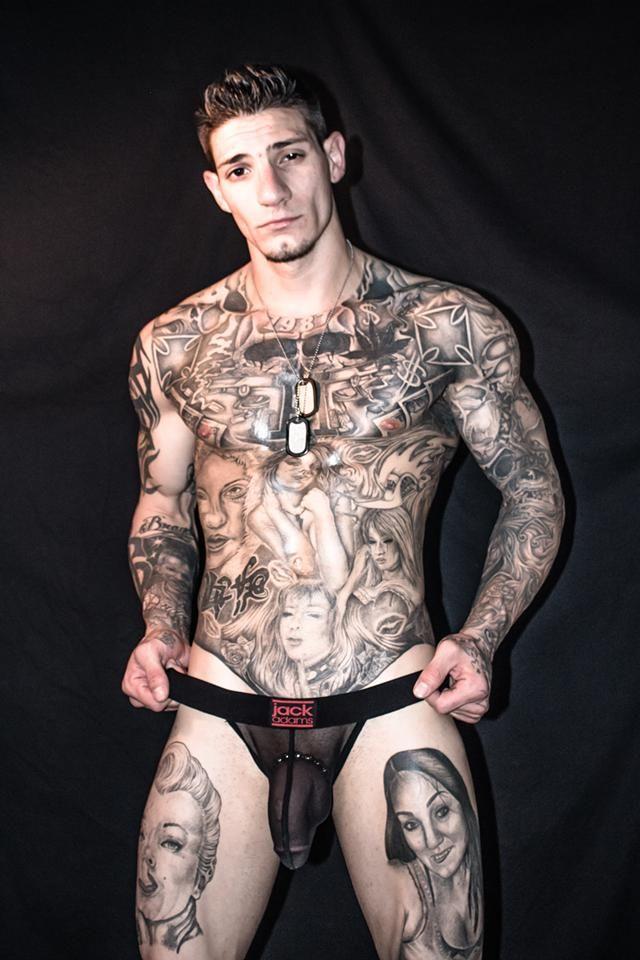 fucking videos gay tattoos