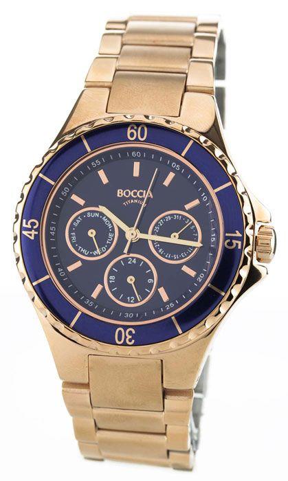 Boccia Armbanduhr  3760-01 versandkostenfrei, 100 Tage Rückgabe, Tiefpreisgarantie, nur 149,00 EUR bei Uhren4You.de bestellen