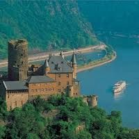 Rhine river cruise.This was my favorite trip...everything was perfect and the sights were beautiful!