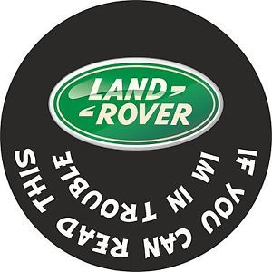 Funny-Trouble-Land-Rover-SPARE-WHEEL-COVER-STICKER-4x4