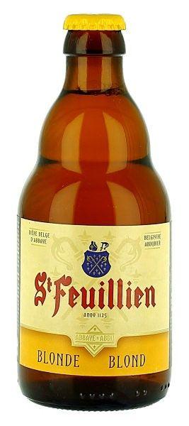 St Feuillien Blonde