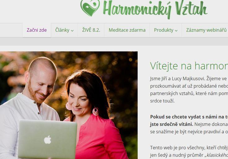 Harmonický Vztah | Portál osobního rozvoje o partnerských vztazích