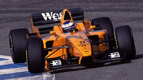 1997 McLaren MP4/12 - Mercedes (Mika Hakkinen test)