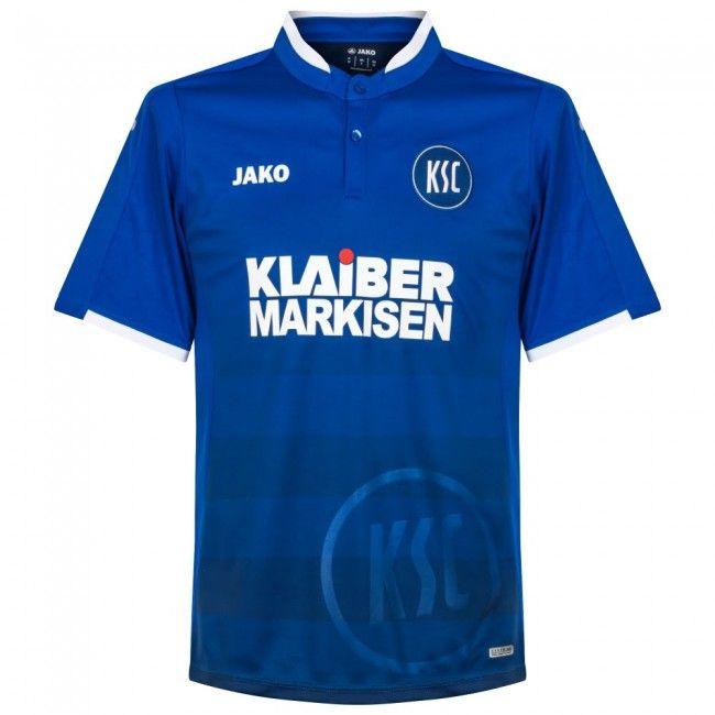 Camiseta del Karlsruher SC 2016-2017 Local #karlsruhersc #bundesliga