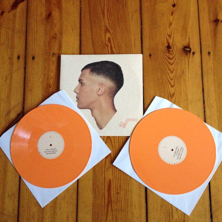 Stromae - Racine carree 2LP (Limited Orange Vinyl)