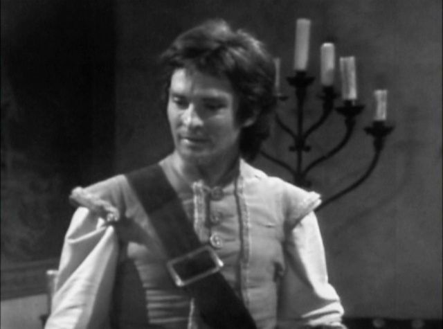 Jeremy Brett in The Three Musketeers