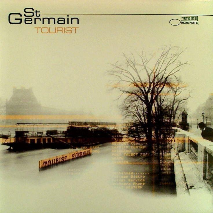 St Germain – Tourist (2000) Blue Note – Zenekuckó