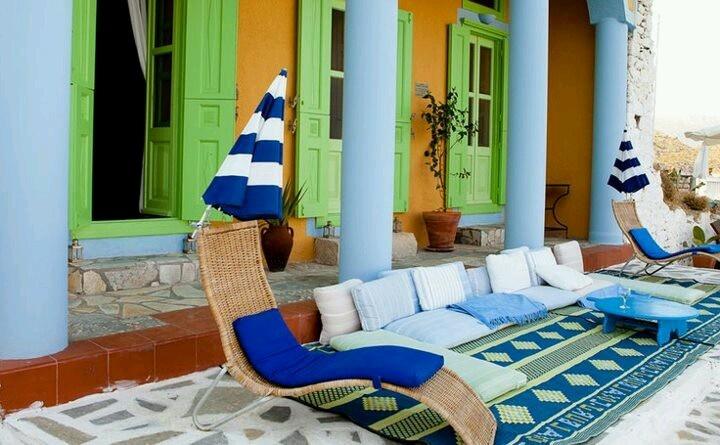 Hotel Mediterraneo in kastelorizo