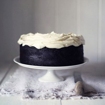 Nigella Lawson's Chocolate Guinness Cake with Cream Cheese Frosting ...