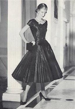Dior fashion christian 1940s