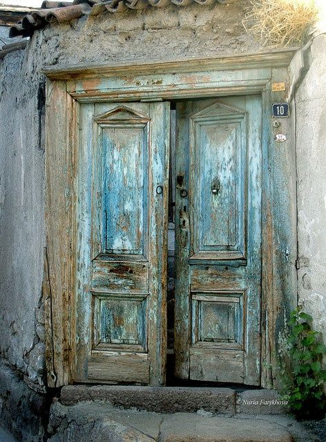 so beautiful doors-arches-and-windows & 226 best Doors Old Weathered \u0026 Rustic images on Pinterest | Old ...