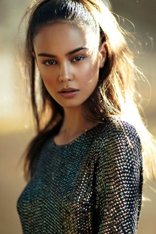 Courtney Eaton - Chinese, Maori, Cook Islander, and English descent