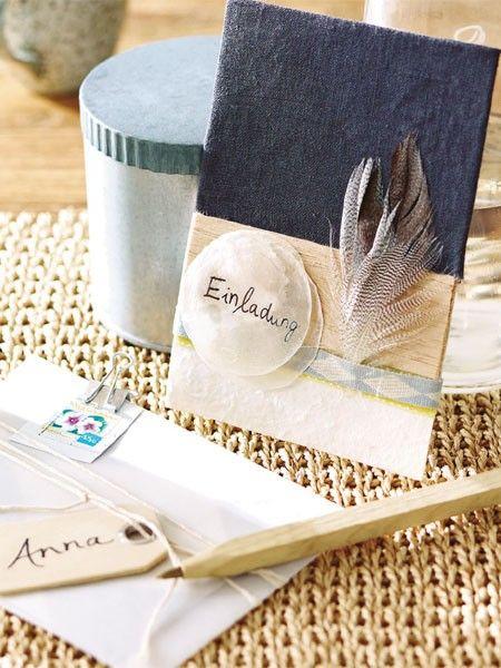 183 best cards & more - einladungen - party images on pinterest, Einladung