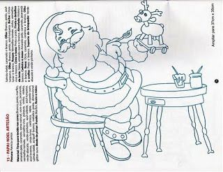 Art'sanália: Riscos Natal