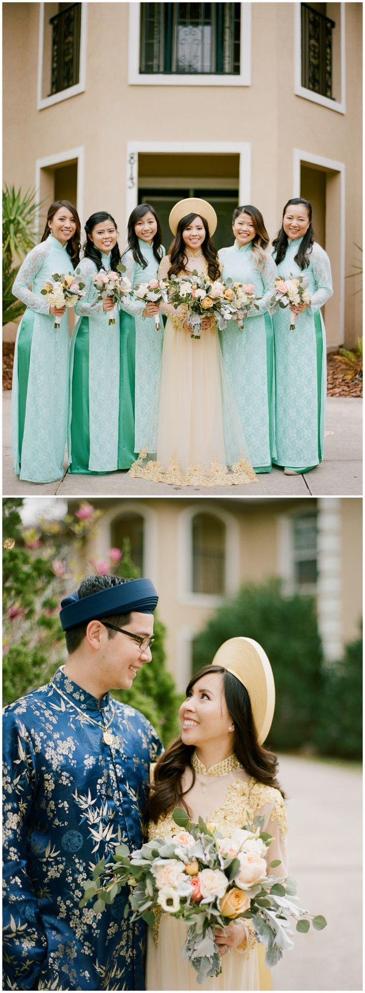 Traditional Vietnamese Wedding    The Ganeys