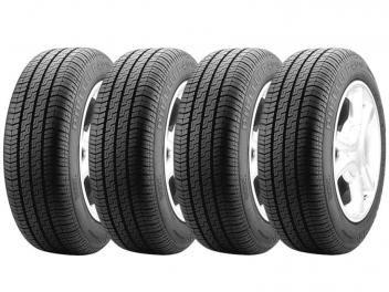 Conjunto de Pneus Pirelli 175/70R13 Aro 13 - 82T P400 - 4 Peças
